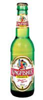 Kingfisher Lager Bier aus Indien
