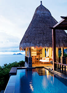 Maia Luxury Resort & Spa, Seychellen