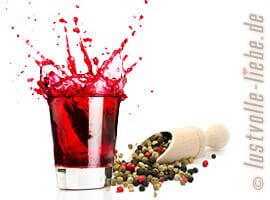 Saisonale Drinks und Cocktails