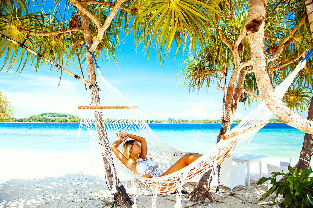 Urlaub auf der Trauminsel