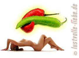 Manche mögens heiß - nicht nur in der Küche