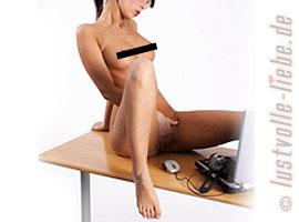 Sexueller Lustgewinn via Internet