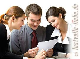 Der Arbeitsplatz als Kontaktbörse