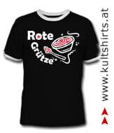 T-Shirt Rote Grütze von kultshirts.at