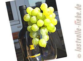 Die beliebtesten Weissweinsorten