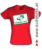 Frech & frivol: T-Shirts von kultshirts.at