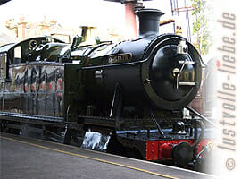 Abenteuer Bahn: Reisen im Luxuszug