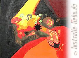 Popmusik und ihre erotische Komponente