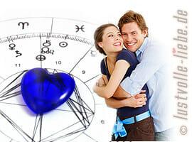 Die Sternzeichen und ihre Eigenschaften. Liebe Sex & Partnerschaft zwischen astrologischen Sternzeichen