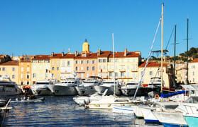 Hafen in St. Tropez