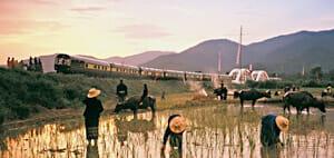 Eastern & Oriental Express, Asien