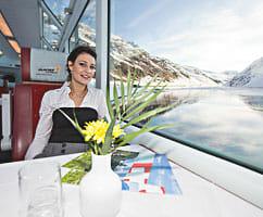 Glacier Express, Glacier & Bernina Express