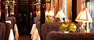 Speisewagen Venice Simplon Orient-Express