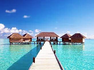 Conrad Rangali Island Resort, Malediven