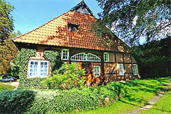 Hotel Grander Mühle, Aussenansicht