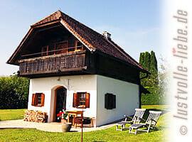 Troadkast'n, Romantikurlaub, Steiermark