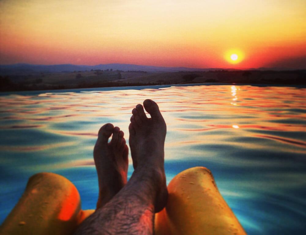 Erholung im Urlaub - Tipps für Entspannung pur