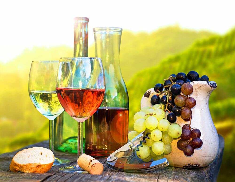 Wie entsteht Wein?