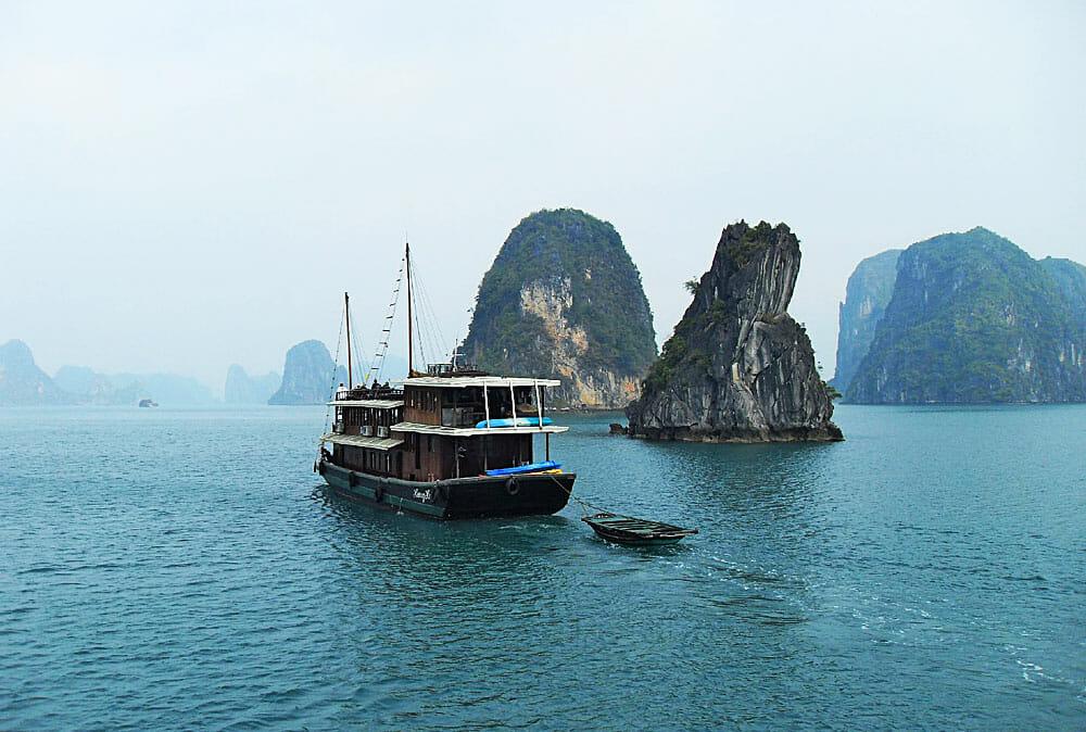 Vietnam - das Land am südlichen Meer