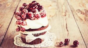 Gourmet Cupcake