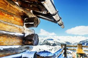 Gourmethütten - kulinarischer Genuss im Schnee