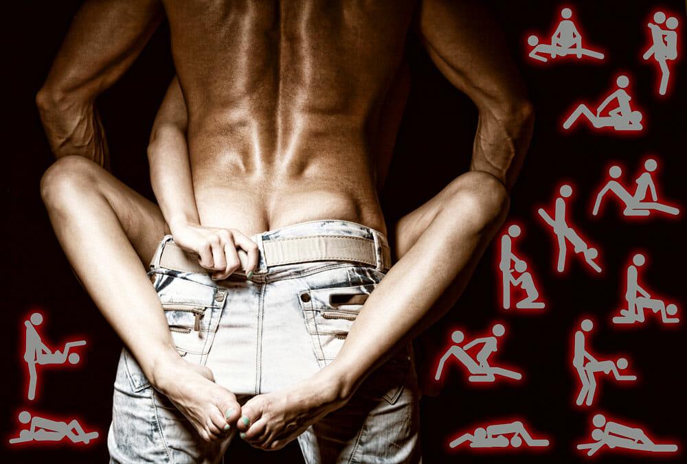 Sex ABC - Von A wie a tergo bis F wie Fetischismus
